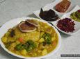 제철 식품 활용, 달콤한 무화과 카레라이스