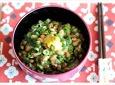 낫토비빔밥 만드는법, 낫또/나또 비빔밥, 낫토요리