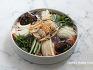 [중복요리]매콤달콤 맛있는 전복 해초 물회/물회육수 만드는 법