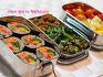 만드는사람도 편하게~불없이만든 김밥도시락