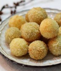치즈볼:고구마와 감자로 만든 대박 간식